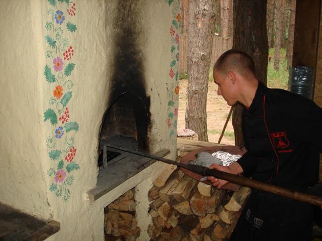 Украинские печи