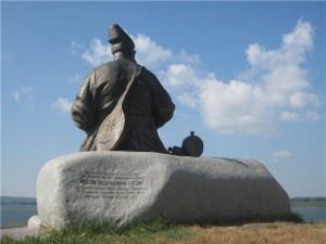 "Экскурсия ""Казацкое село - КЕЛЕБЕРДА"" памятник Тарасу Бульбе"