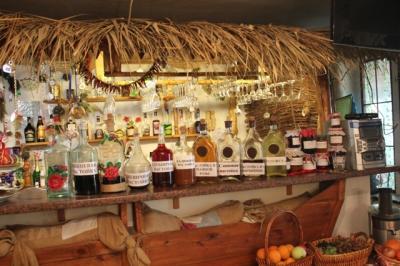 бар в украинском стиле