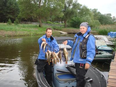 Рыбалка Кременчуг